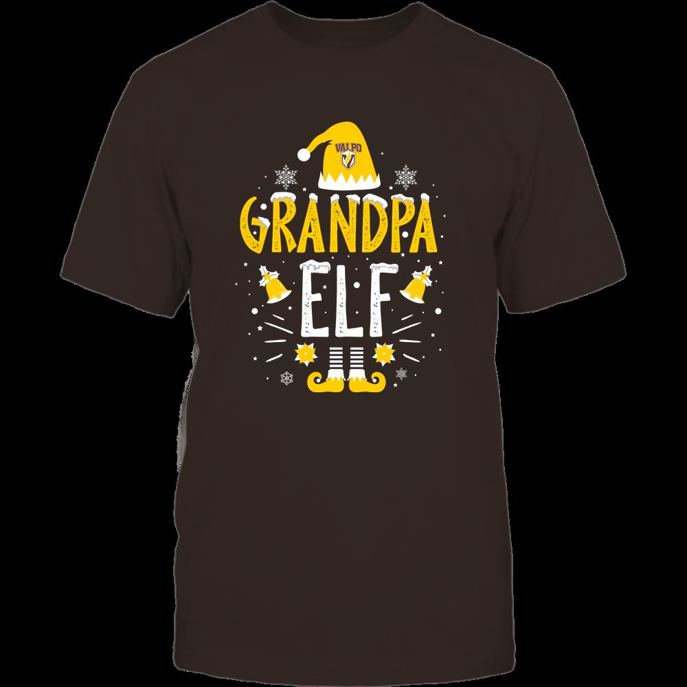 Valparaiso Crusaders - Christmas - Grandpa Elf - Team Front picture