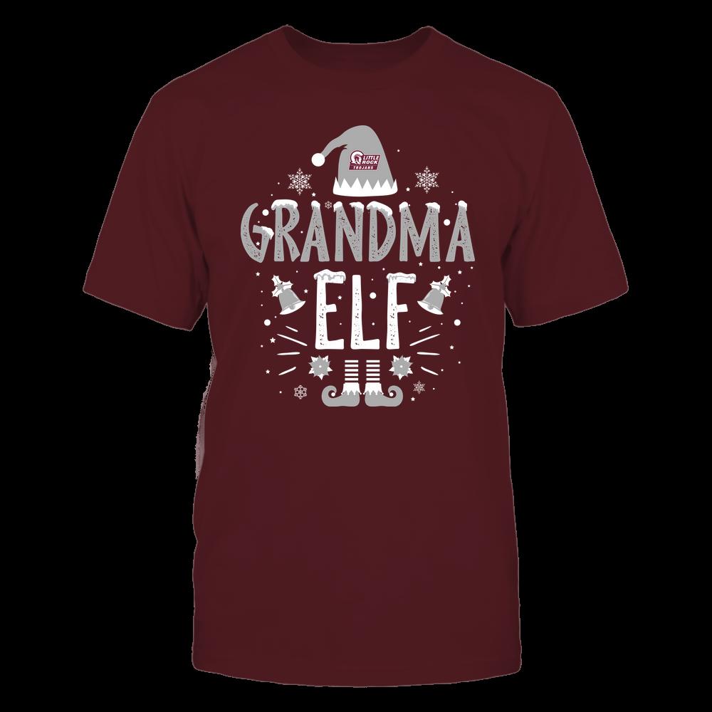 Arkansas Little Rock Trojans - Christmas - Grandma Elf - Team Front picture