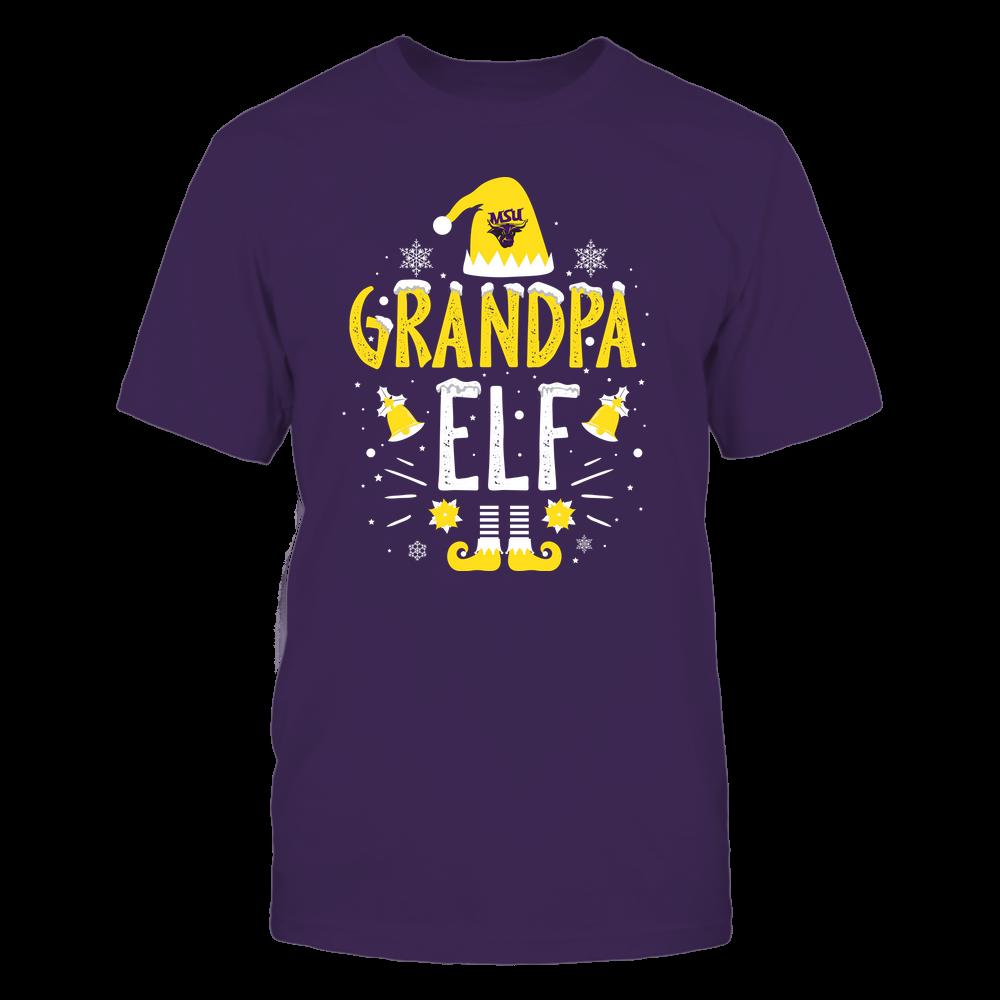 Minnesota State Mavericks - Christmas - Grandpa Elf - Team Front picture