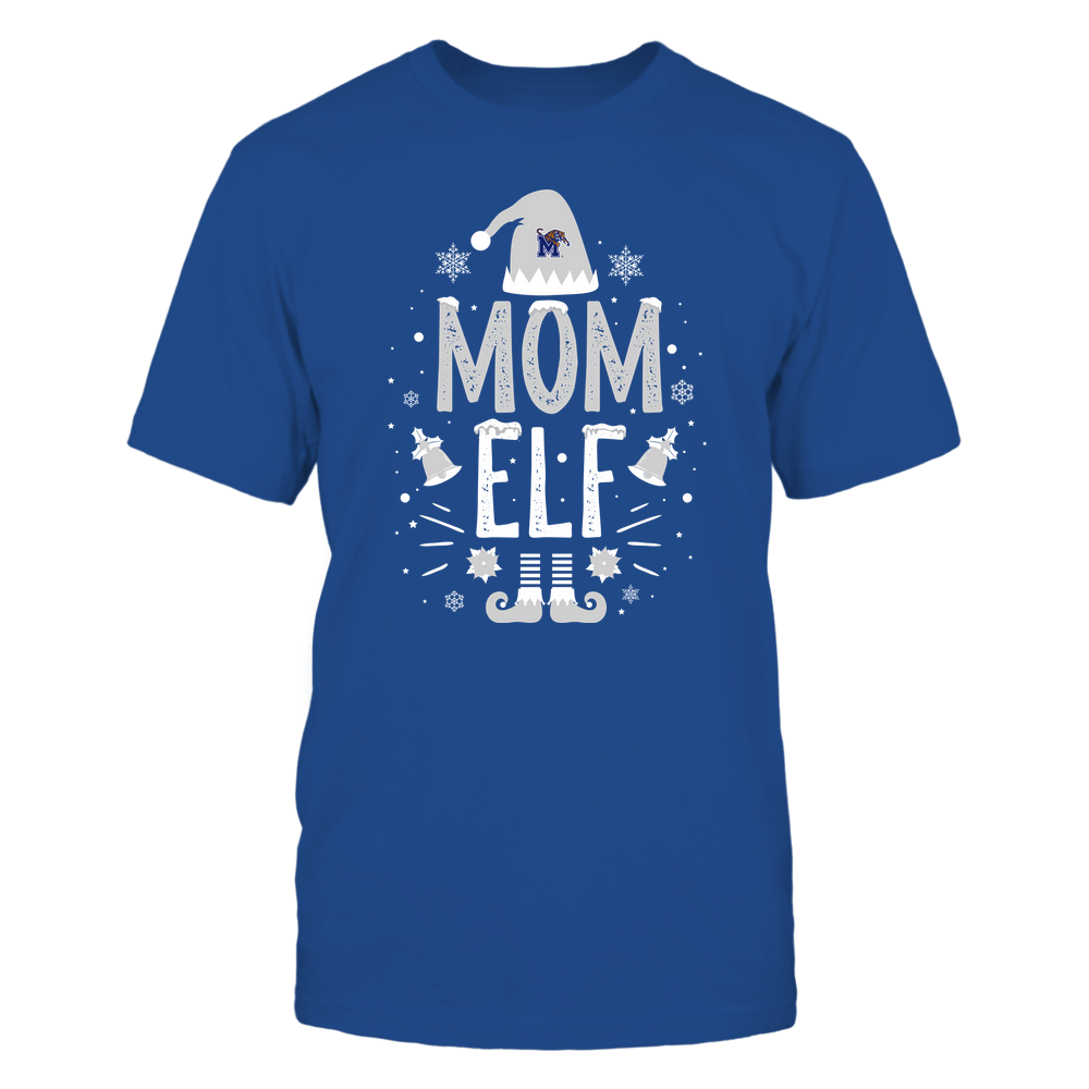 Memphis Tigers - Christmas - Mom Elf - Team Front picture