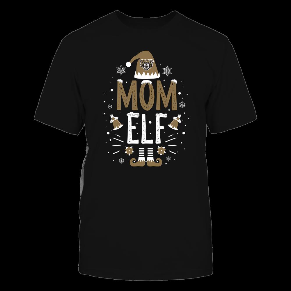 Oakland Golden Grizzlies - Christmas - Mom Elf - Team Front picture