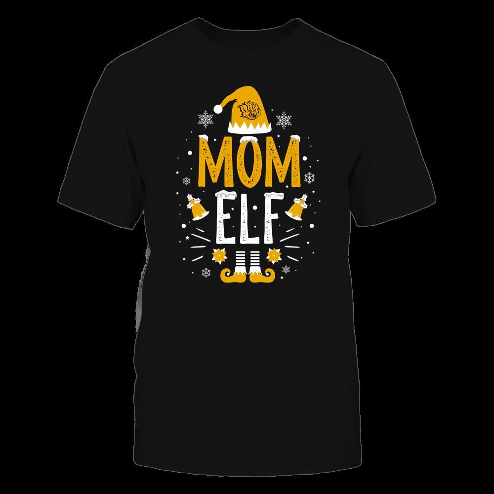 Arkansas Pine Bluff Golden Lions - Christmas - Mom Elf - Team Front picture