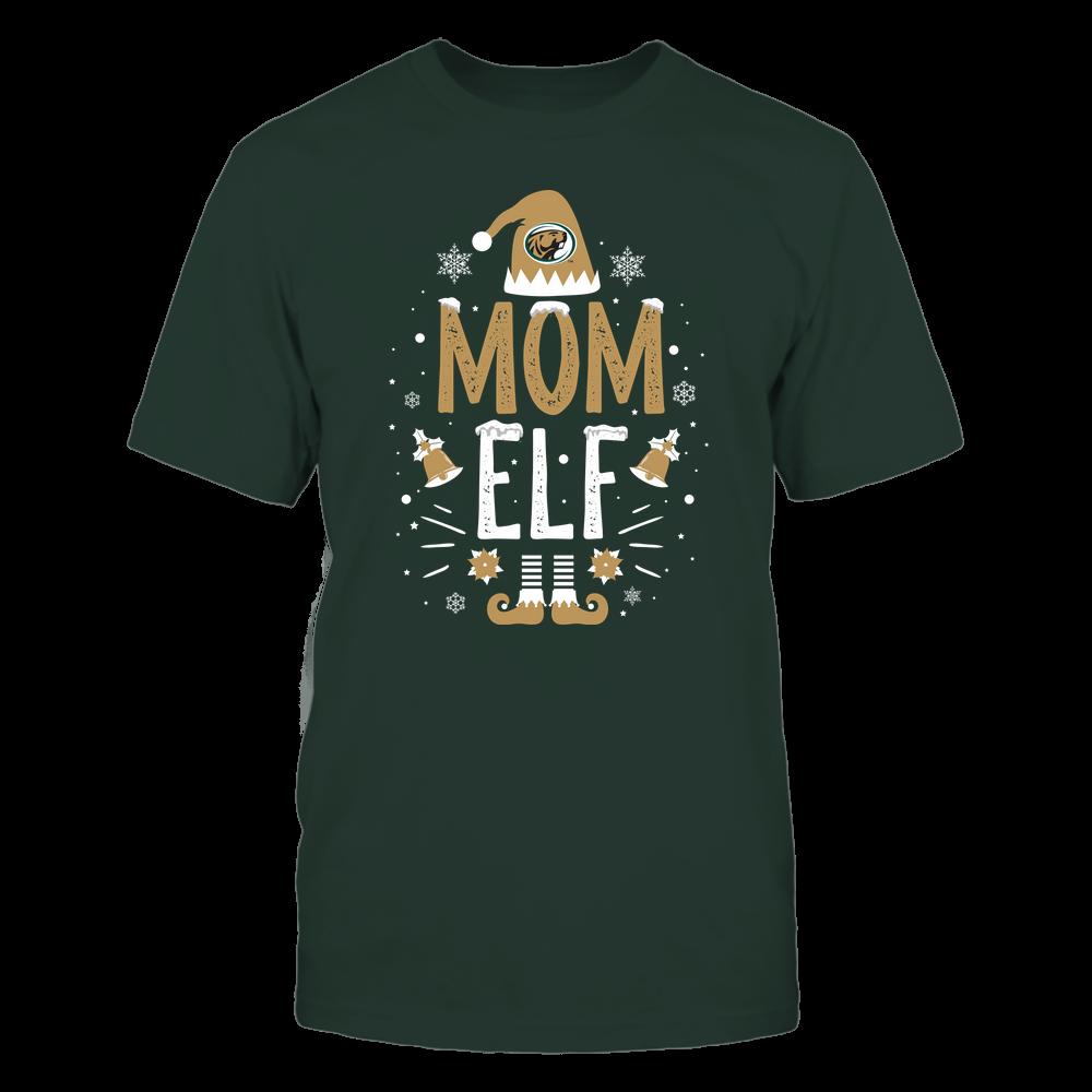 Bemidji State Beavers - Christmas - Mom Elf - Team Front picture