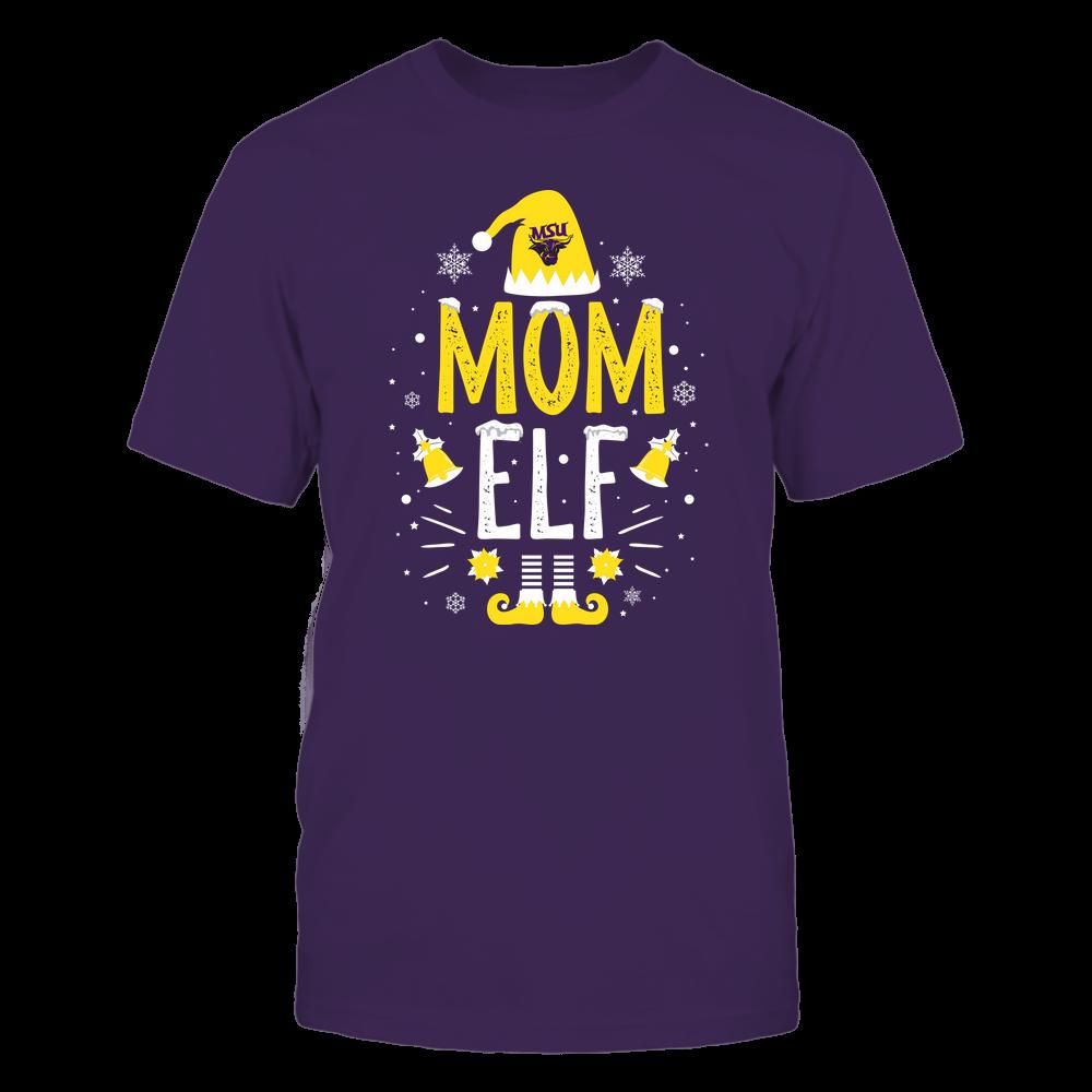 Minnesota State Mavericks - Christmas - Mom Elf - Team Front picture