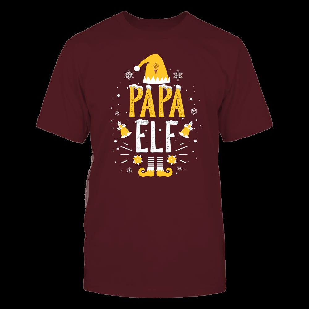 Arizona State Sun Devils - Christmas - Papa Elf - Team Front picture