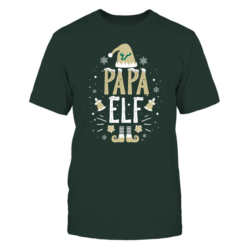 South Florida Bulls - Christmas - Papa Elf - Team Front picture