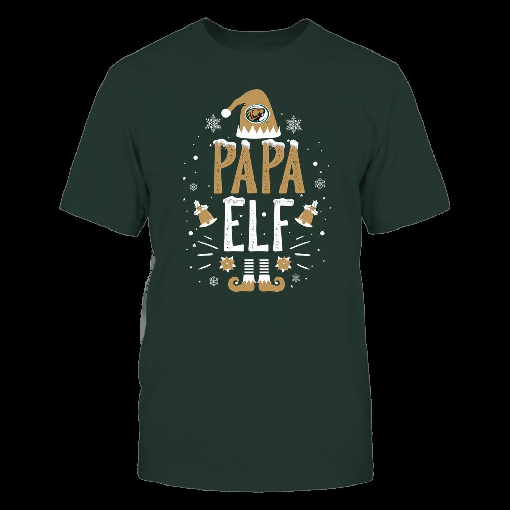 Bemidji State Beavers - Christmas - Papa Elf - Team Front picture