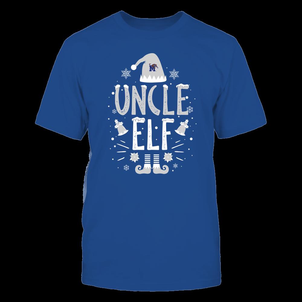 Memphis Tigers - Christmas - Uncle Elf - Team Front picture