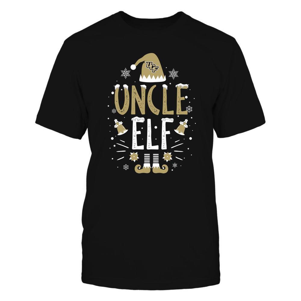 UCF Knights - Christmas - Uncle Elf - Team Front picture