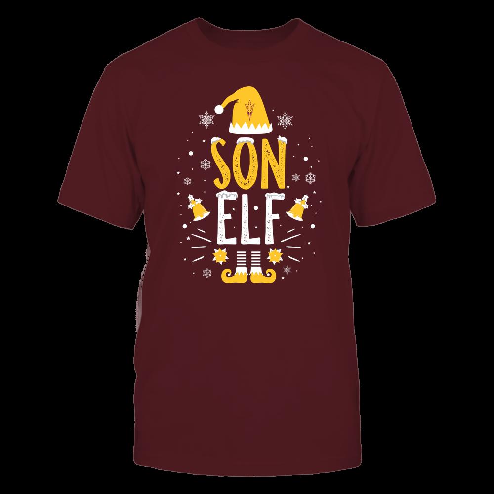 Arizona State Sun Devils - Christmas - Son Elf - Team Front picture