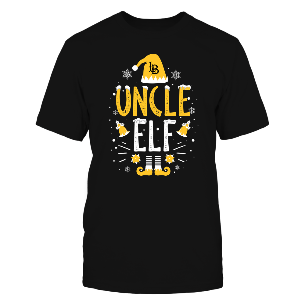 Long Beach State 49ers - Christmas - Uncle Elf - Team Front picture