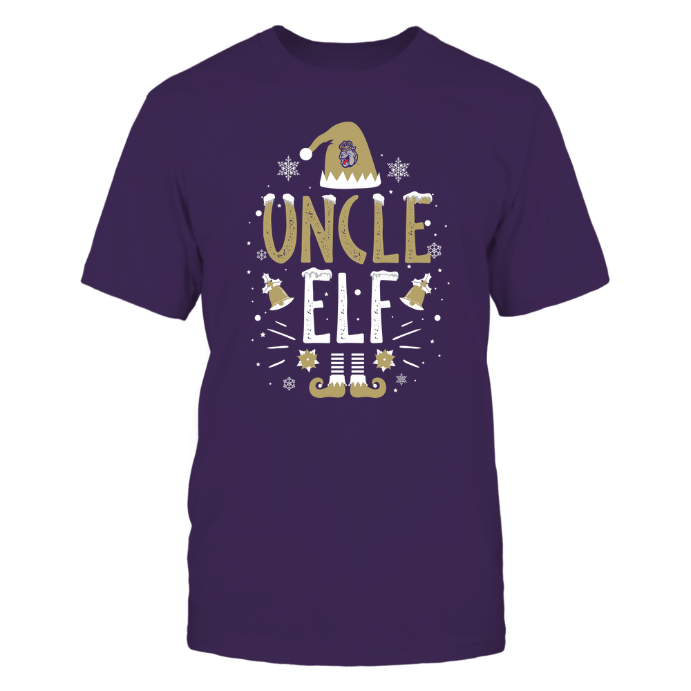 James Madison Dukes - Christmas - Uncle Elf - Team Front picture
