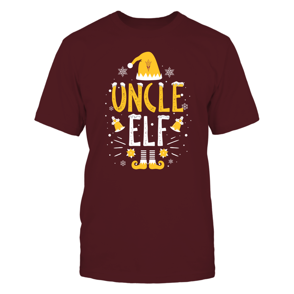 Arizona State Sun Devils - Christmas - Uncle Elf - Team Front picture