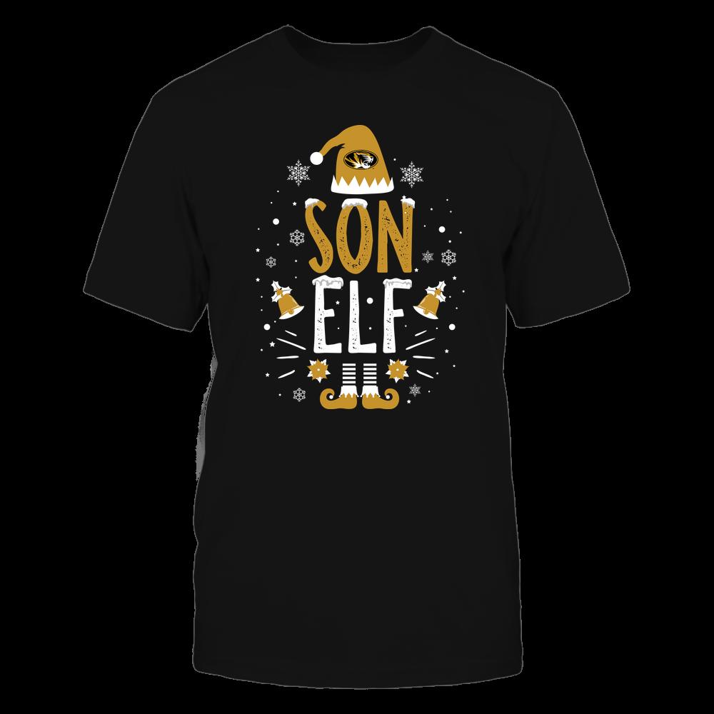 Mizzou Tigers - Christmas - Son Elf - Team Front picture