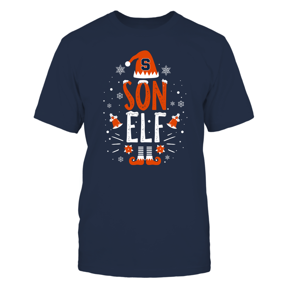 Syracuse Orange - Christmas - Son Elf - Team Front picture