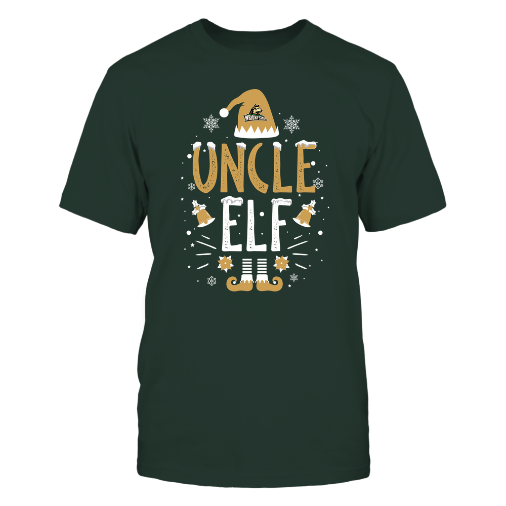 Wright State Raiders - Christmas - Uncle Elf - Team Front picture