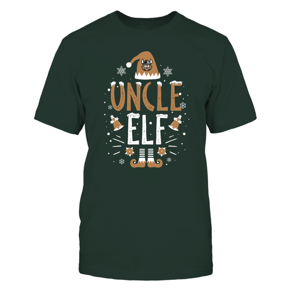 Cleveland State Vikings - Christmas - Uncle Elf - Team Front picture