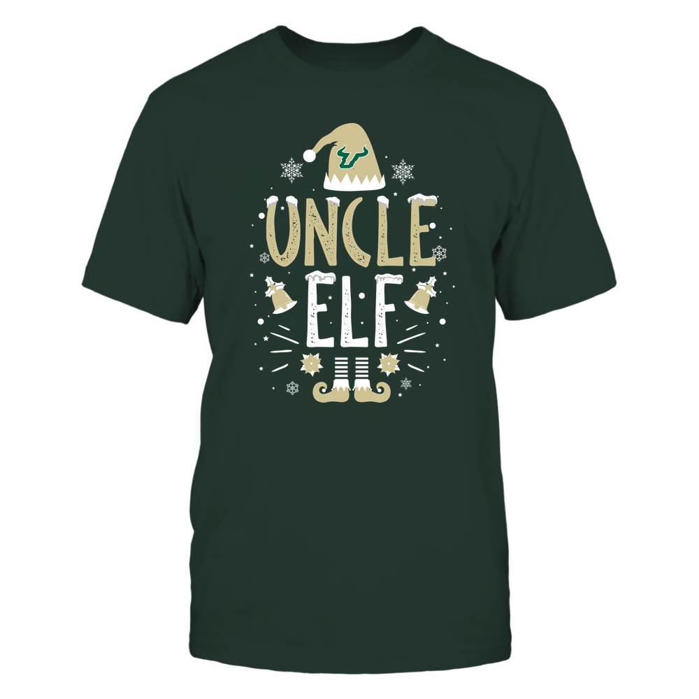 South Florida Bulls - Christmas - Uncle Elf - Team Front picture