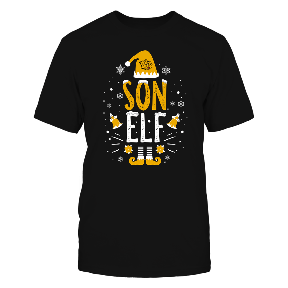 Arkansas Pine Bluff Golden Lions - Christmas - Son Elf - Team Front picture