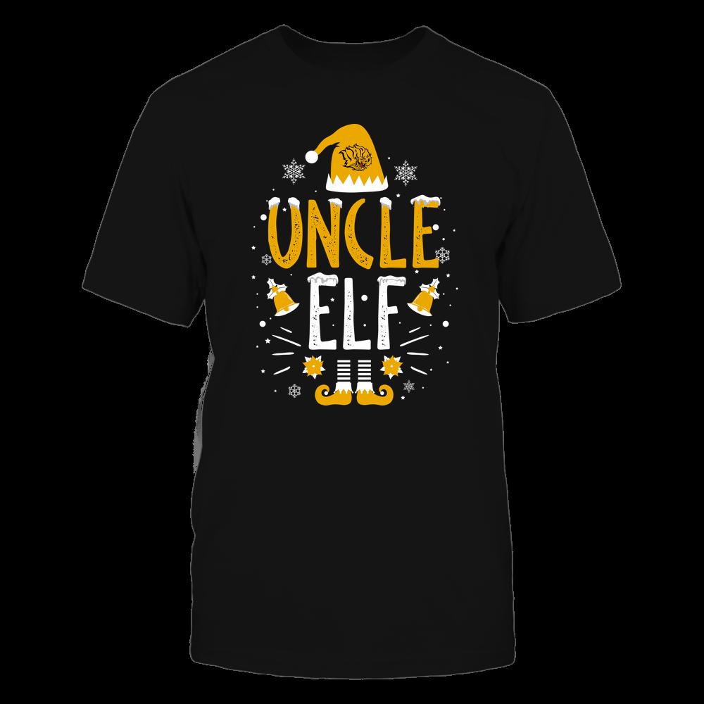 Arkansas Pine Bluff Golden Lions - Christmas - Uncle Elf - Team Front picture