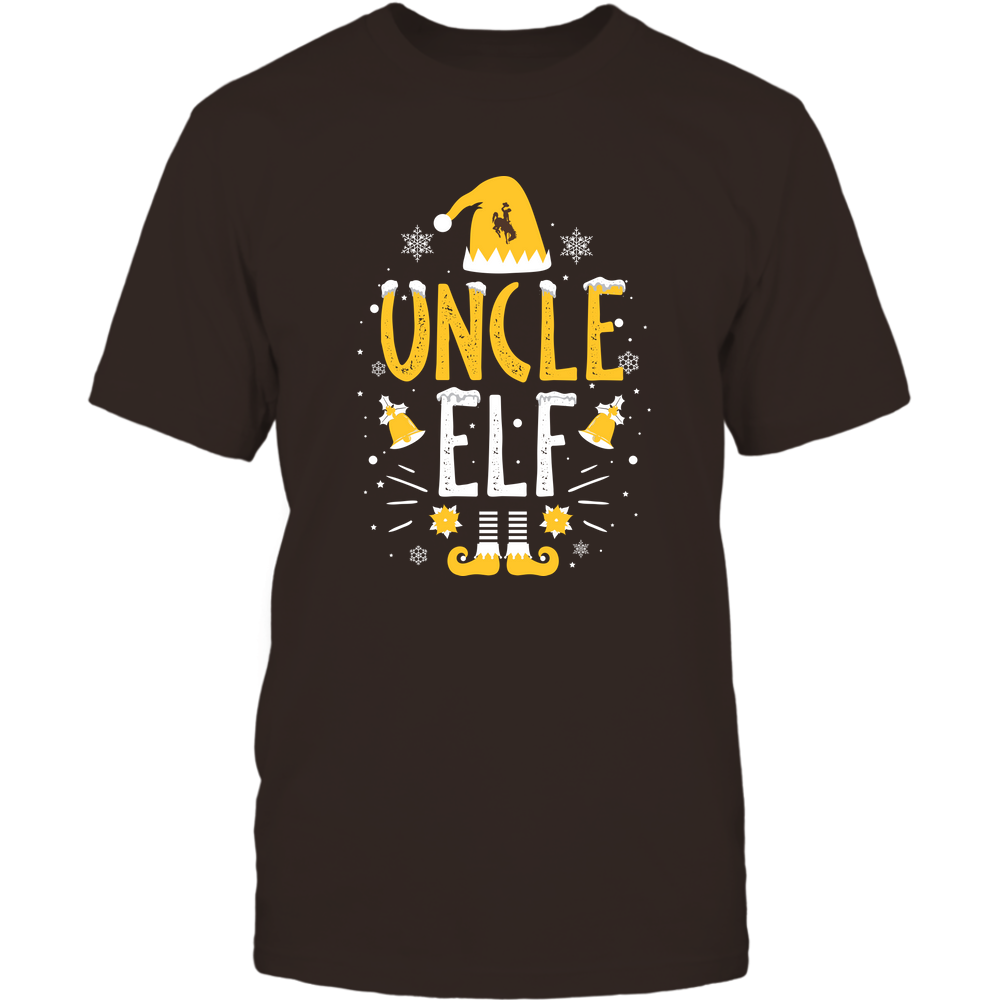 Wyoming Cowboys - Christmas - Uncle Elf - Team Front picture