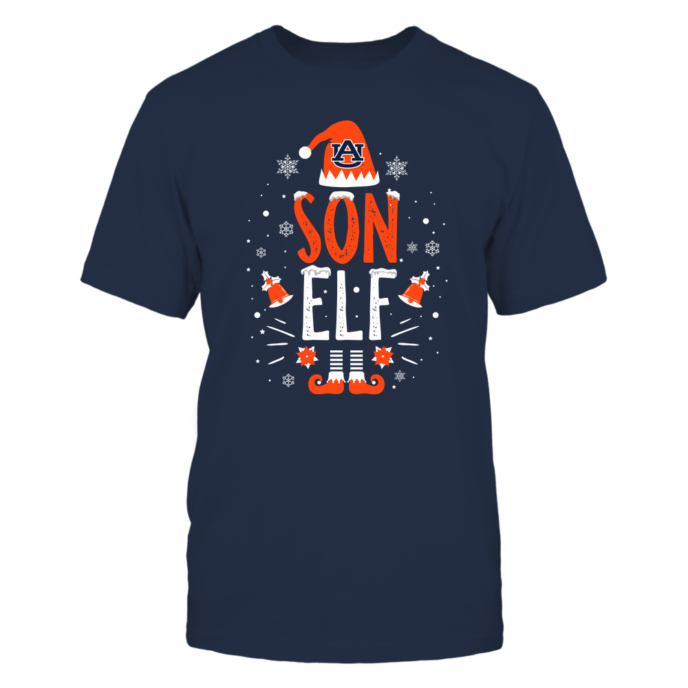 Auburn Tigers - Christmas - Son Elf - Team Front picture
