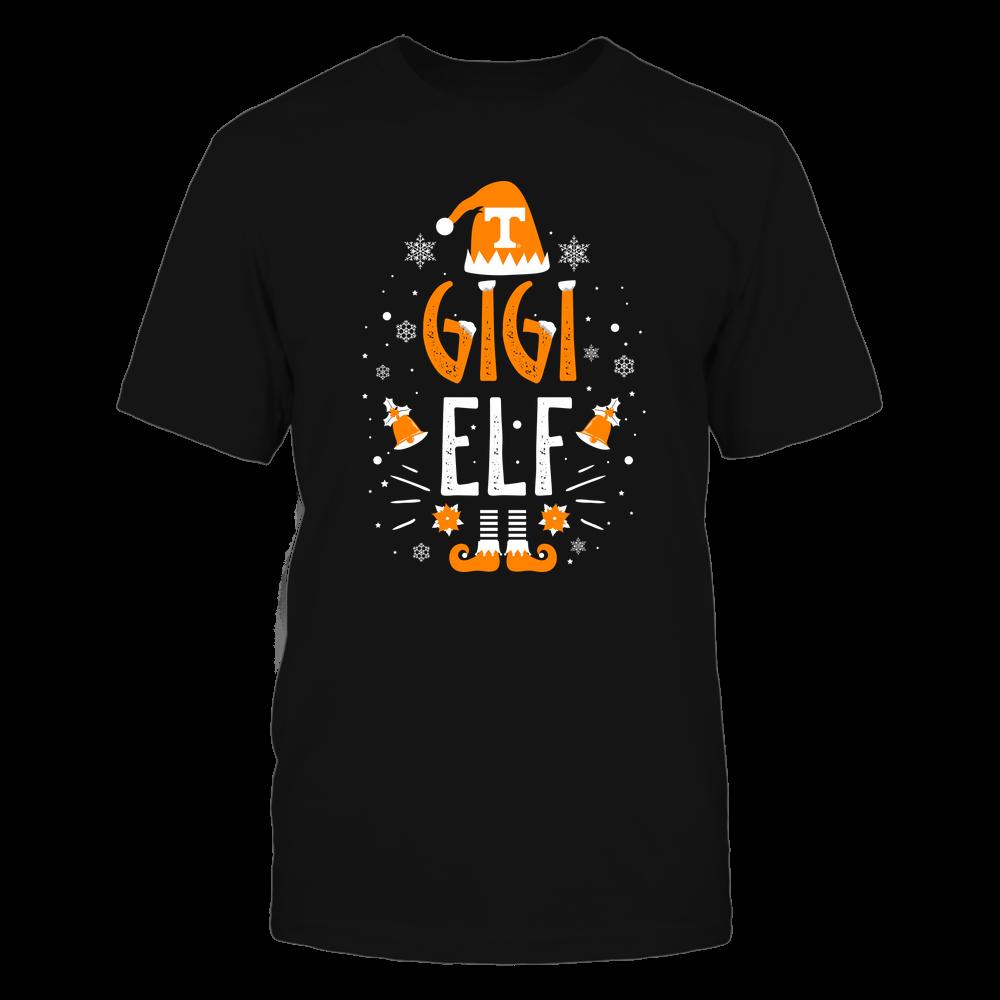 Tennessee Volunteers - Christmas - Gigi Elf - Team Front picture
