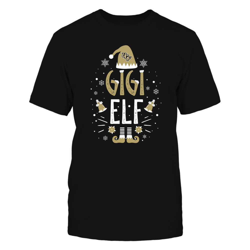 UCF Knights - Christmas - Gigi Elf - Team Front picture