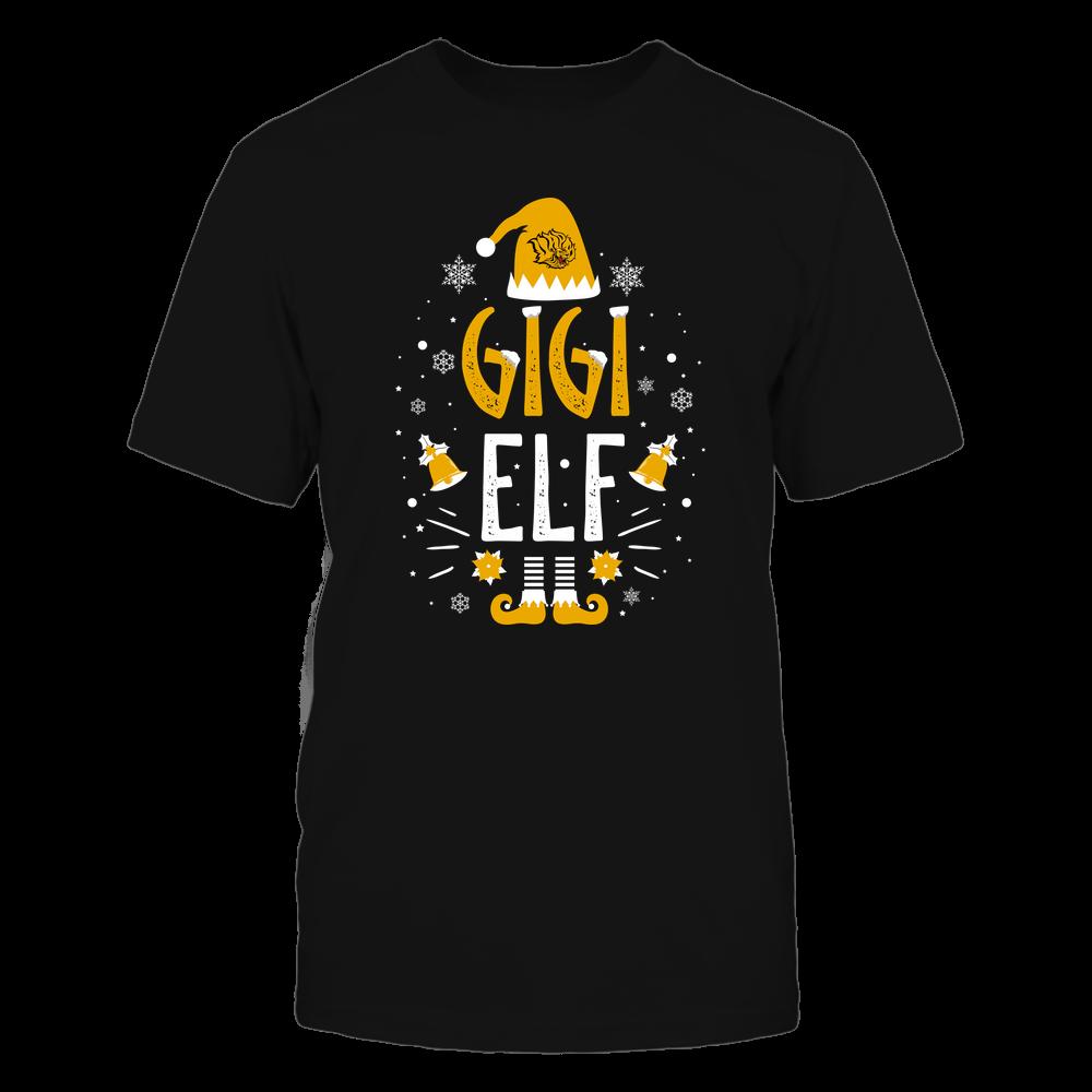 Arkansas Pine Bluff Golden Lions - Christmas - Gigi Elf - Team Front picture