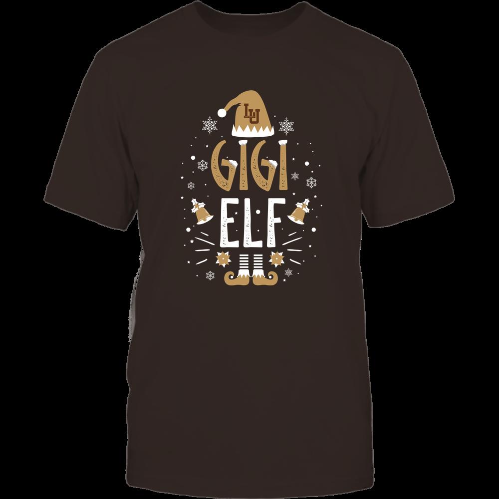 Lehigh Mountain Hawks - Christmas - Gigi Elf - Team Front picture