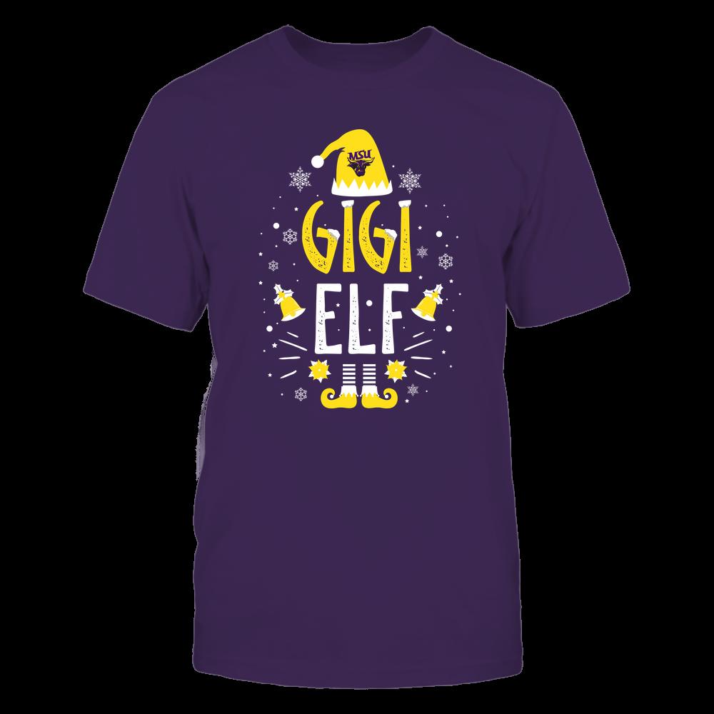 Minnesota State Mavericks - Christmas - Gigi Elf - Team Front picture