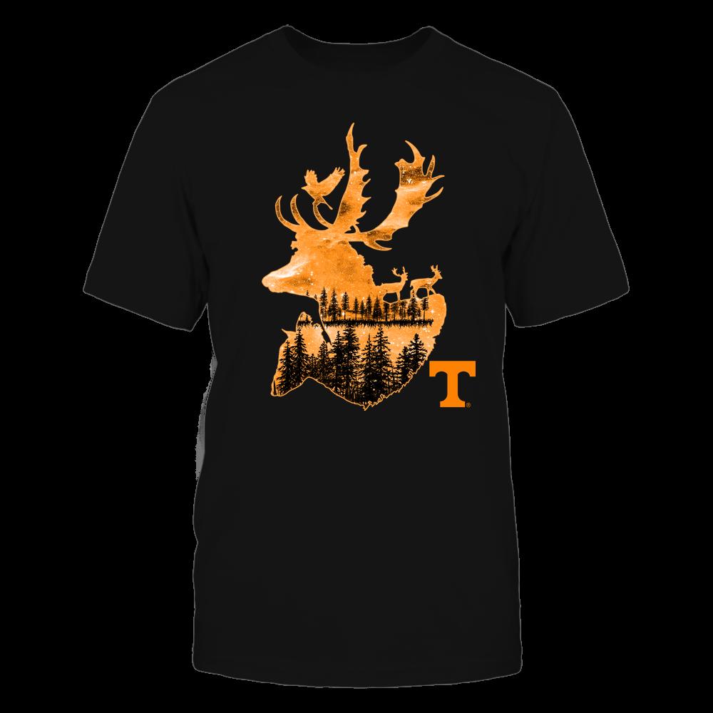 Tennessee Volunteers - Hunting - Deer Galaxy - Team Front picture