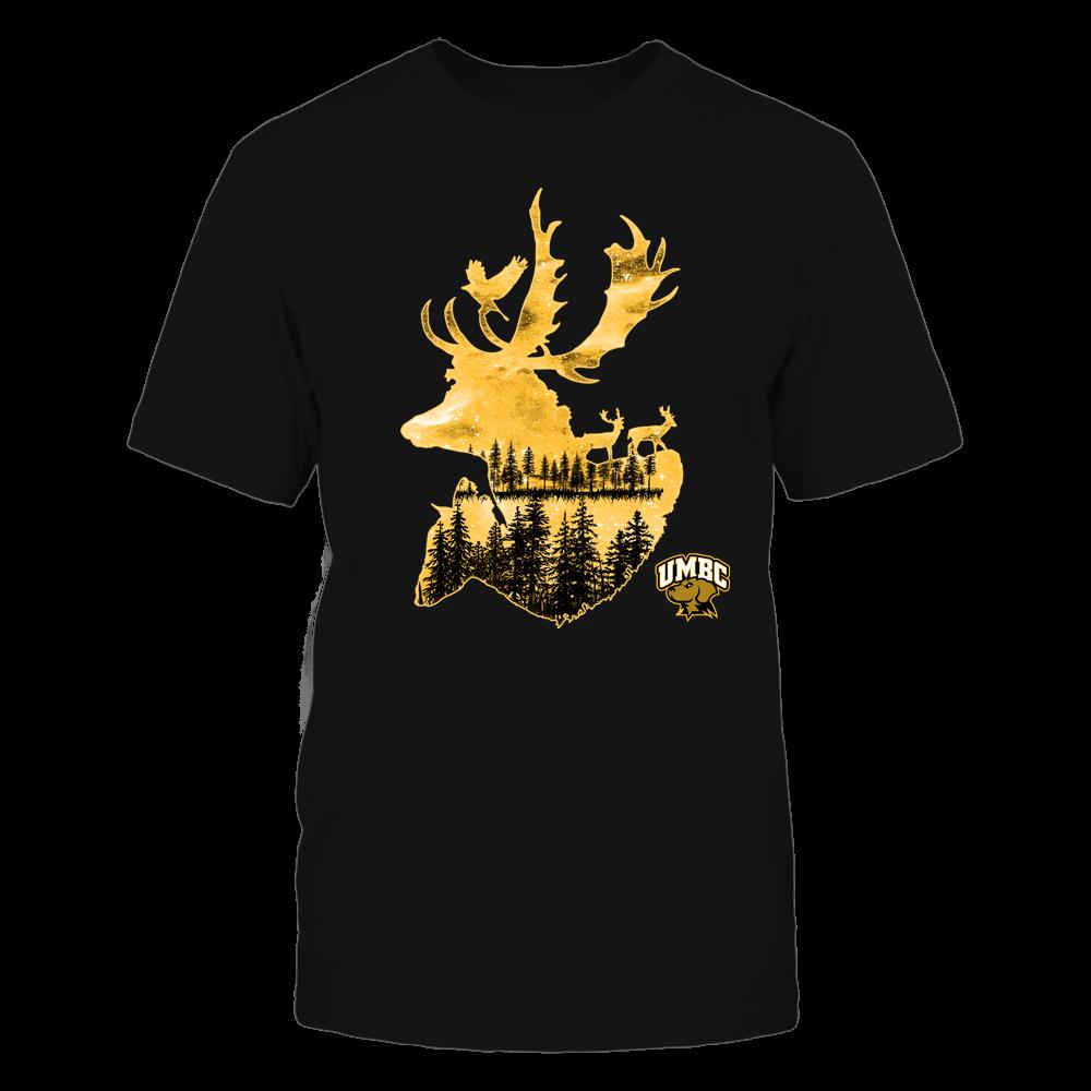 UMBC Retrievers - Hunting - Deer Galaxy - Team Front picture