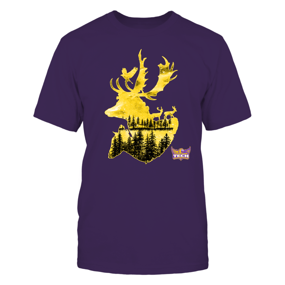 Tennessee Tech Golden Eagles - Hunting - Deer Galaxy - Team Front picture