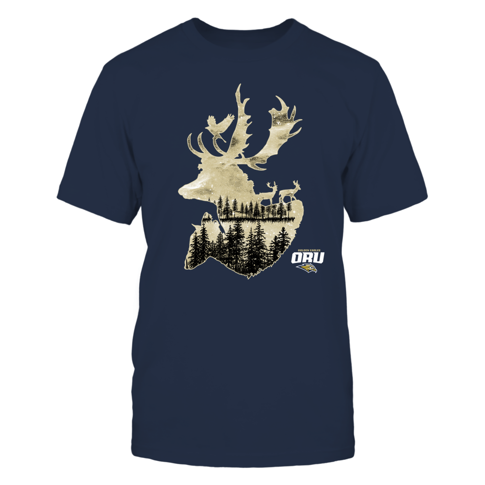 Oral Roberts Golden Eagles - Hunting - Deer Galaxy - Team Front picture