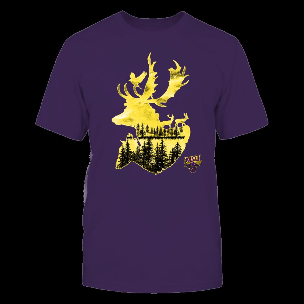 Minnesota State Mavericks - Hunting - Deer Galaxy - Team Front picture
