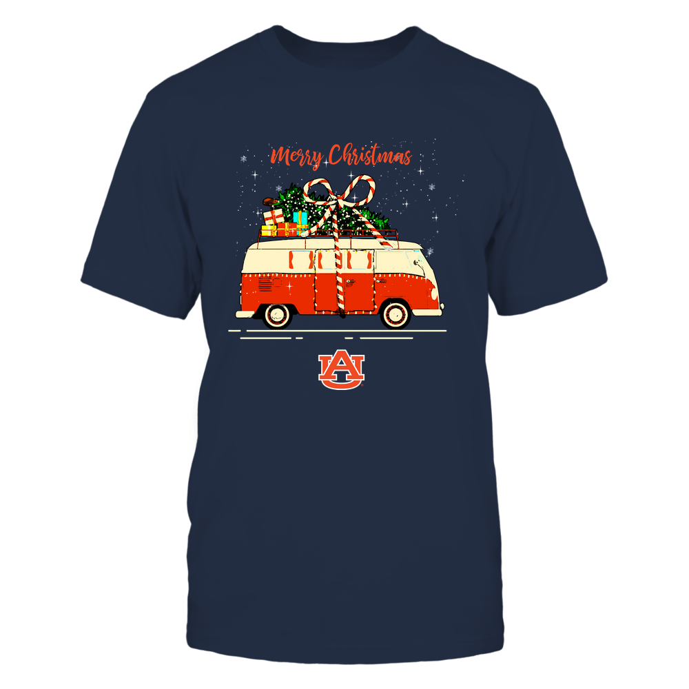 Auburn Tigers - Xmas - Camping - Camping Bus - IF82-IC82-DS85 Front picture