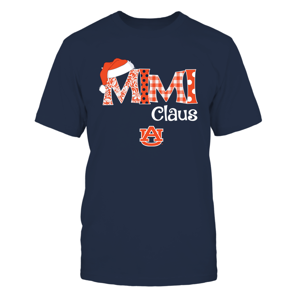 Auburn Tigers - Xmas - Mimi Claus - IF32-IC32-DS63 Front picture