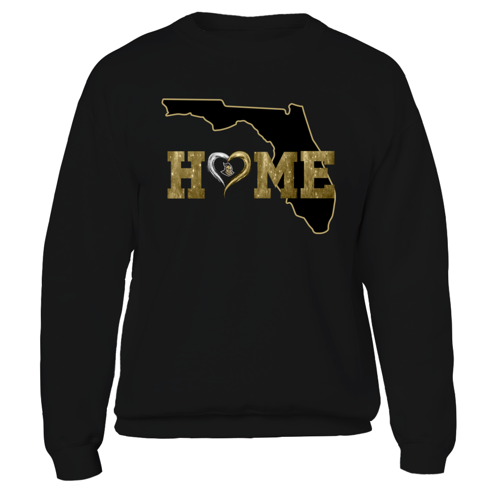 UCF Knights - Galaxy Heart Home Slogan - IF-IC32-DS63 Front picture