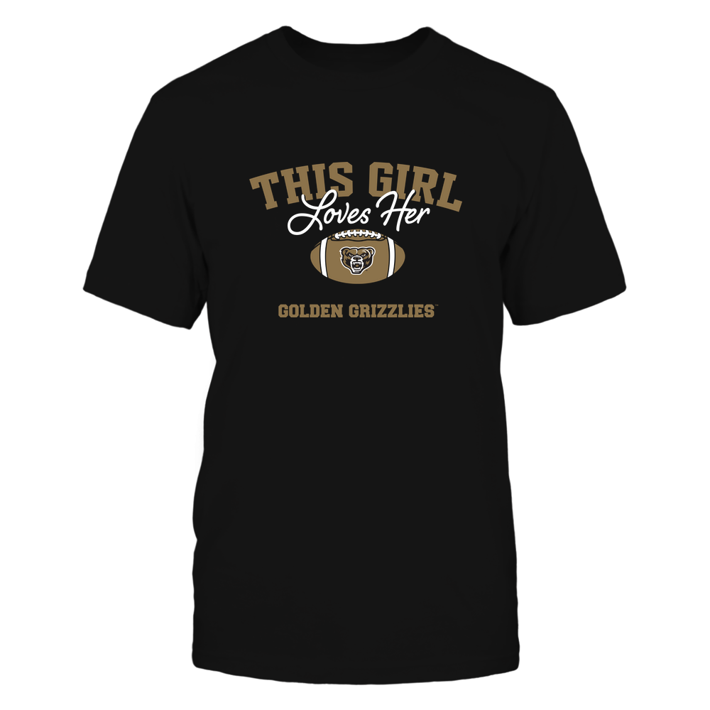 Oakland Golden Grizzlies - This Girl Loves Her Front picture