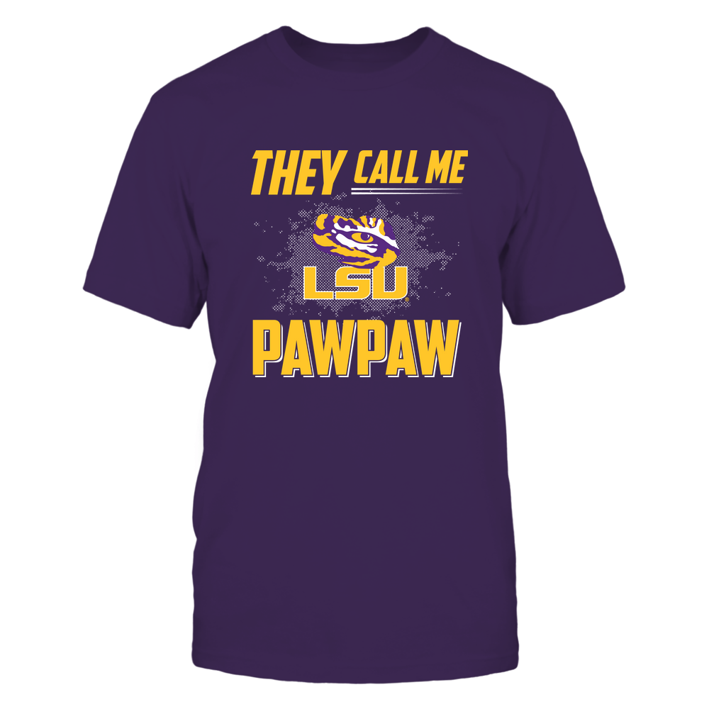 LSU Tigers - They Call Me Front picture