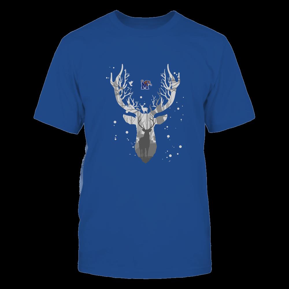 Memphis Tigers - Hunting - Deer Inside Deer Front picture