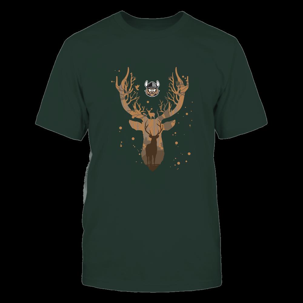 Cleveland State Vikings - Hunting - Deer Inside Deer Front picture