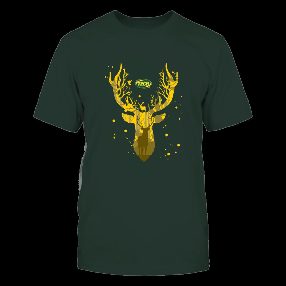 Arkansas Tech Golden Suns - Hunting - Deer Inside Deer Front picture