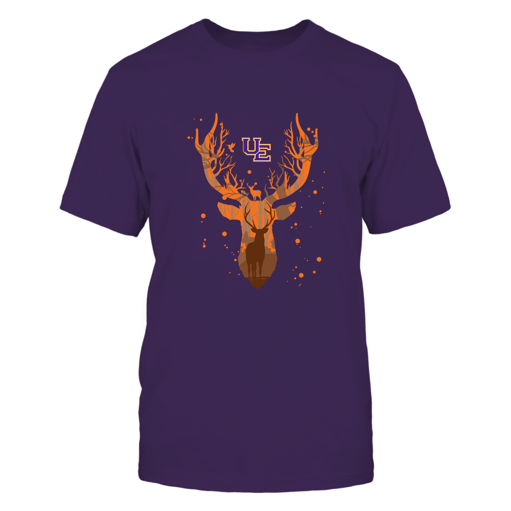 Evansville Purple Aces - Hunting - Deer Inside Deer Front picture