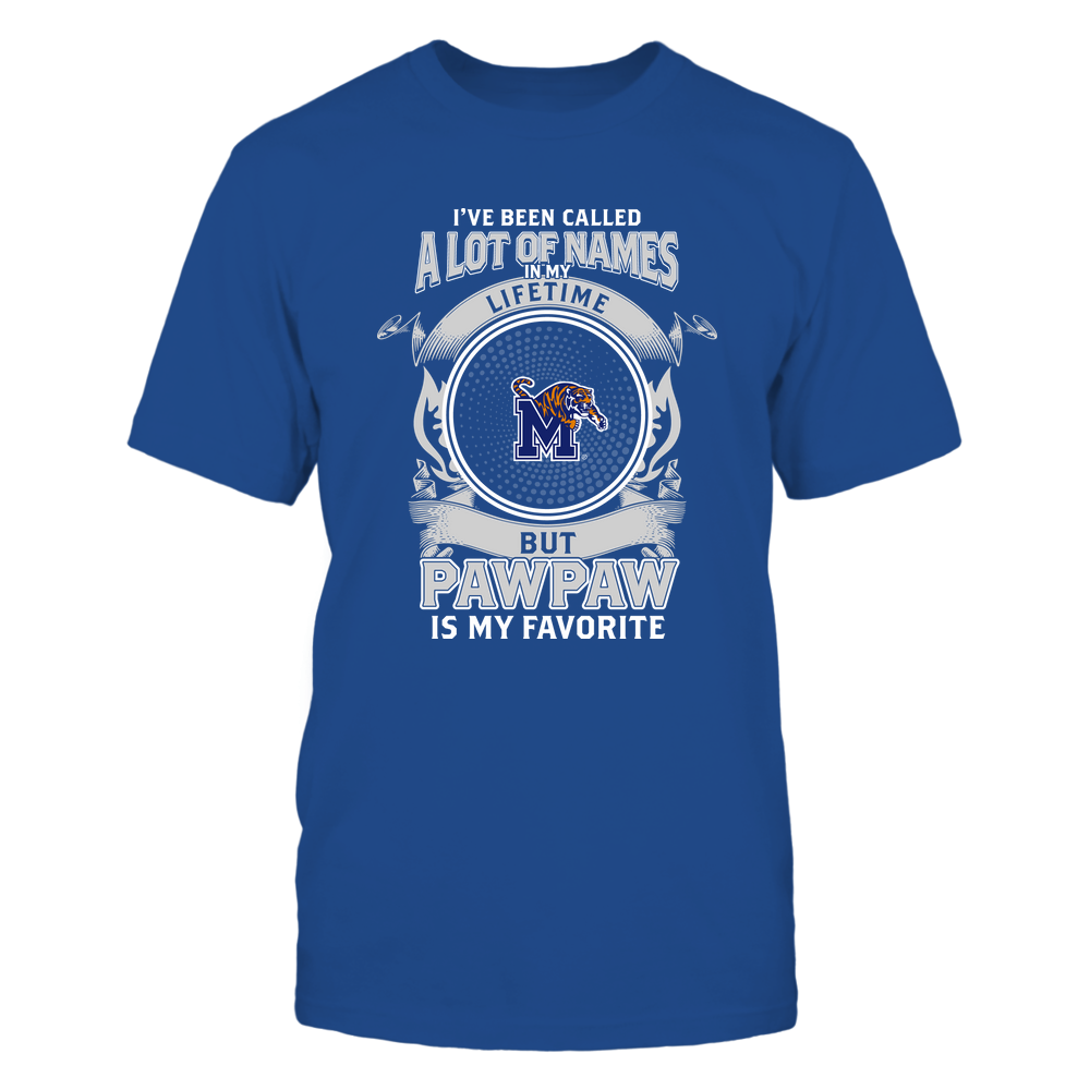Memphis Tigers - My Favorite Name - Pawpaw Front picture