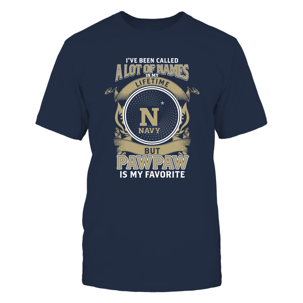Navy Midshipmen - My Favorite Name - Pawpaw Front picture