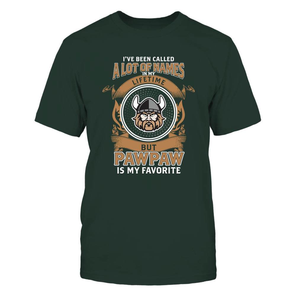 Cleveland State Vikings - My Favorite Name - Pawpaw Front picture