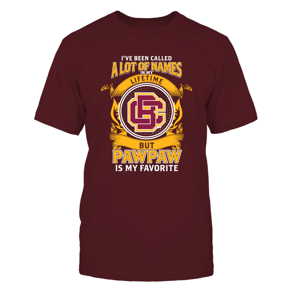 Bethune-Cookman Wildcats - My Favorite Name - Pawpaw Front picture