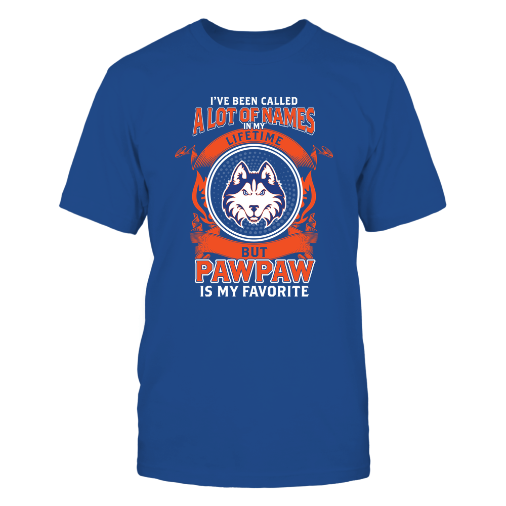 Houston Baptist Huskies - My Favorite Name - Pawpaw Front picture